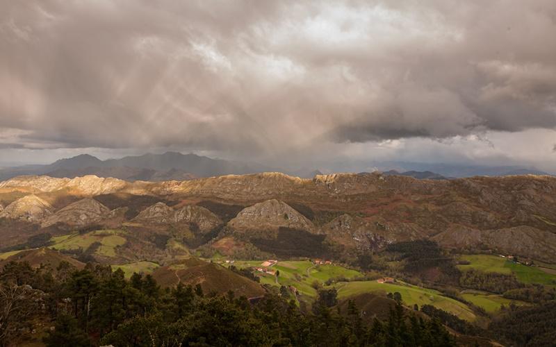 Küstengebirge Asturien