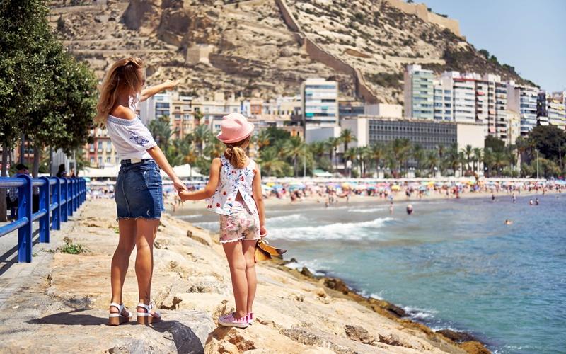 Klima Alicante monate