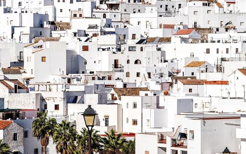 Klimatabelle Andalusien