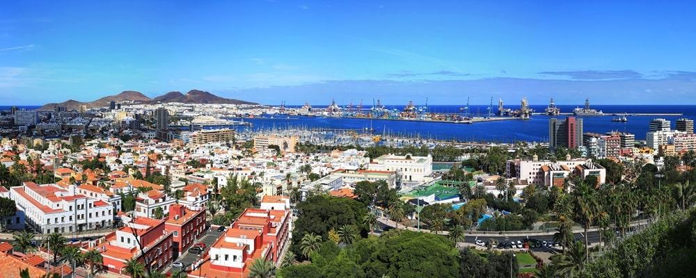 Las Palmas Aussichtspunkte