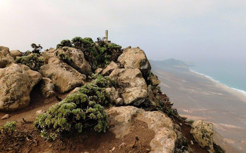 Pico de la Zarza Fuerteventura
