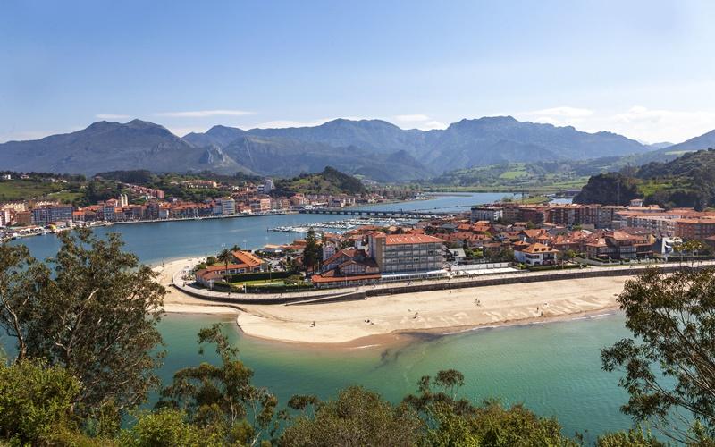 Ribadesella Asturien