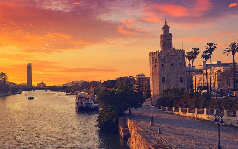 Sevilla Klima