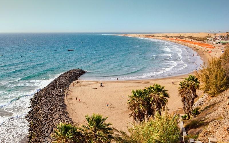Strand Playa del Inglés