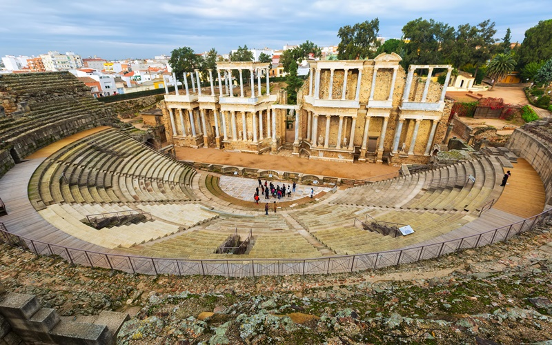 merida römisches theater