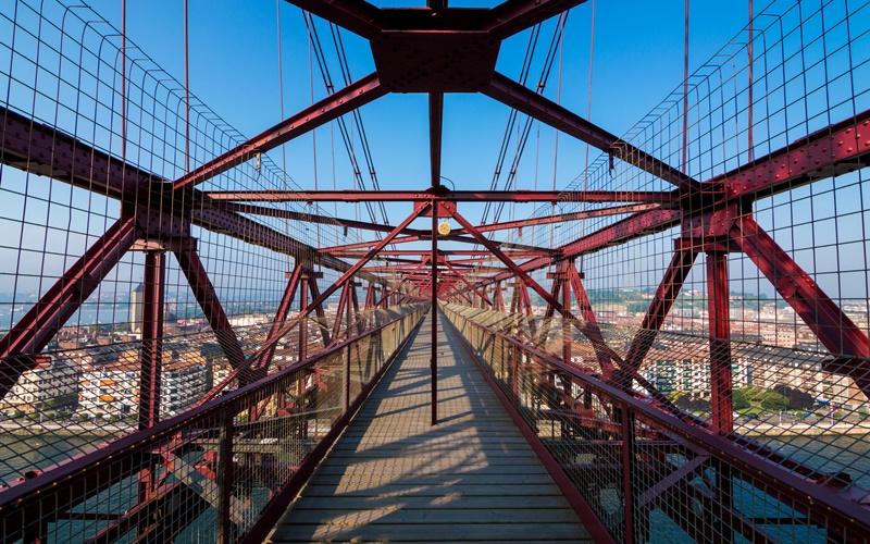 puente vizkaya bilbao