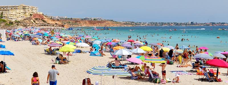 sommer in Alicante