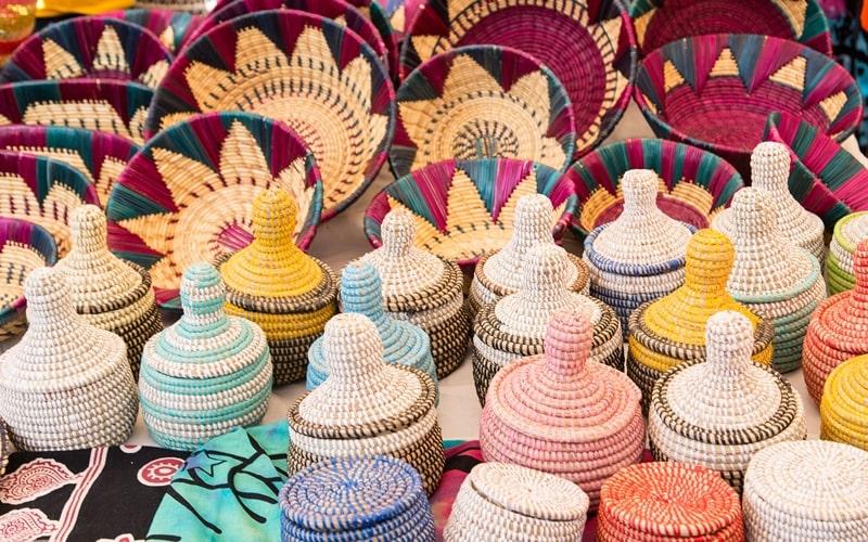Afrikanischer Markt Fuerteventura