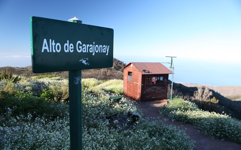 Alto de Garajonay