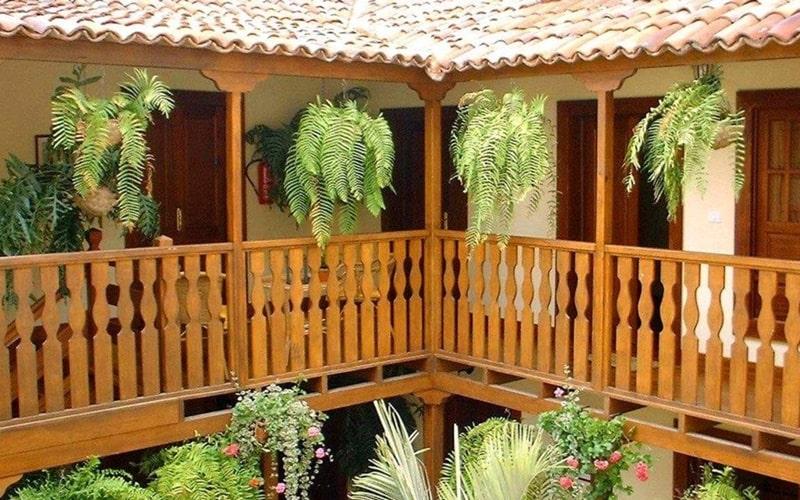 Casa Rural Los Helechos Apartments