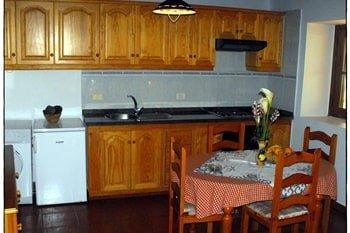 Casas Rurales Las Nuevitas Wohnküche