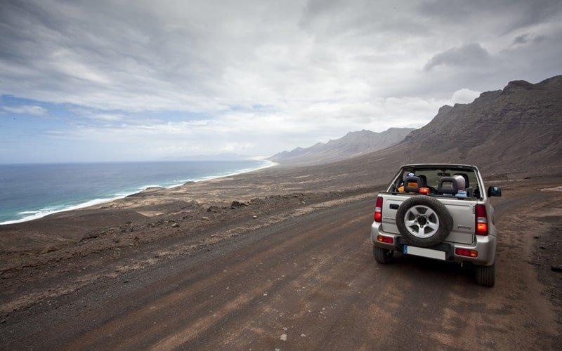 Fuerteventura Geländewagen mieten
