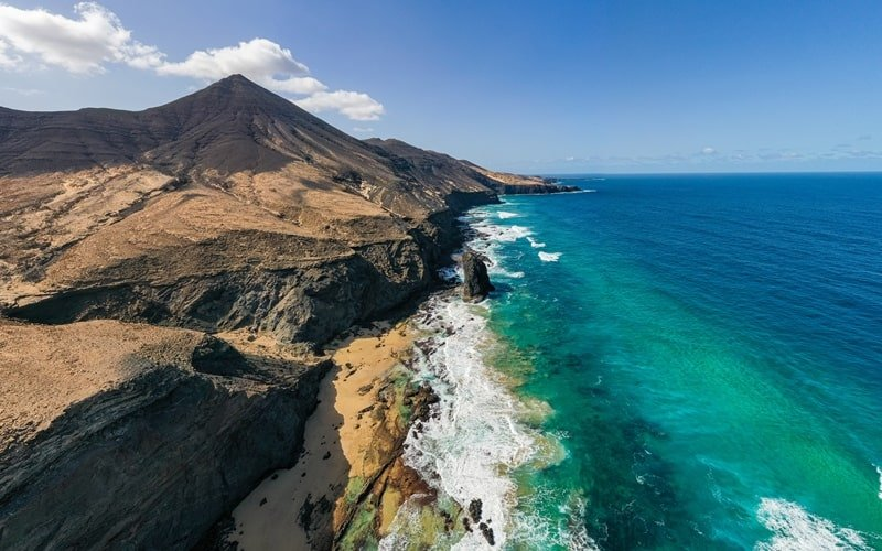 Fuerteventura Roque del Moro