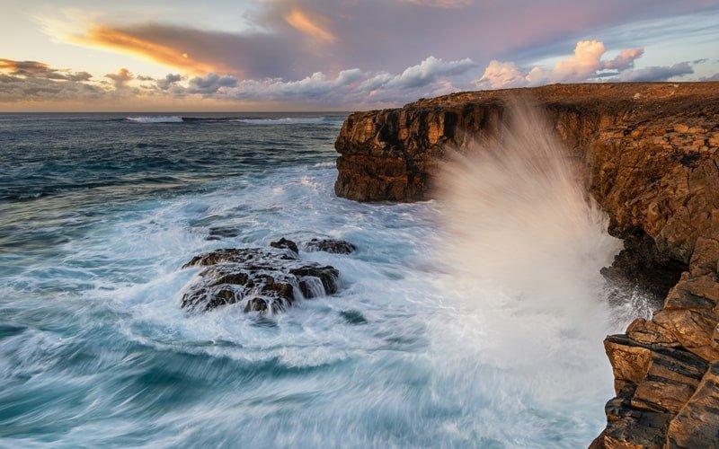 Wind auf Fuerteventura