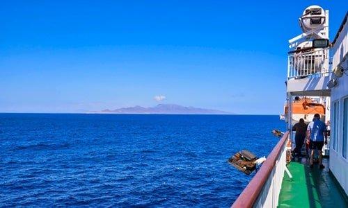 La Gomera Anreise Fähre