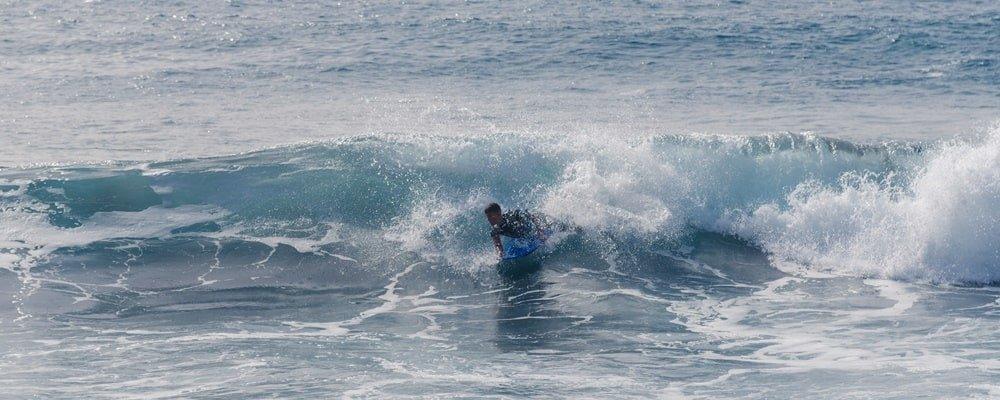 La Gomera Surfer Strand
