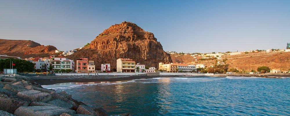 La Gomera Urlaub am Meer
