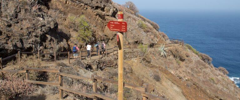 La Gomera Wandern