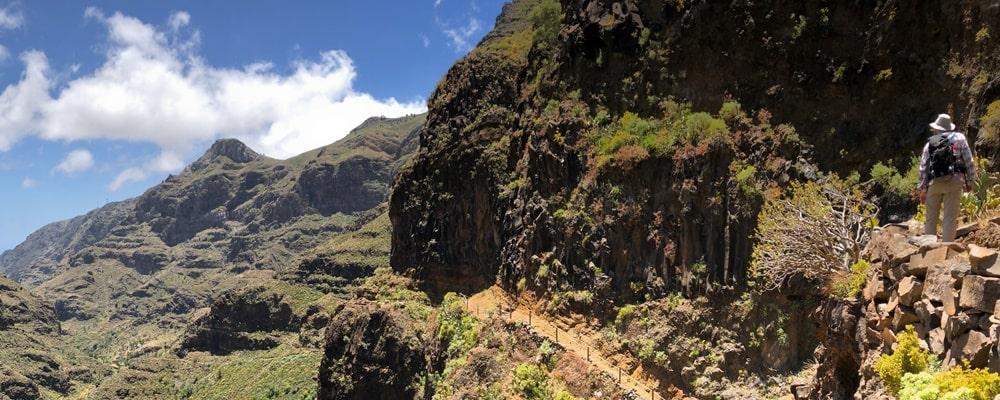 La Gomera Wandern beste Reisezeit