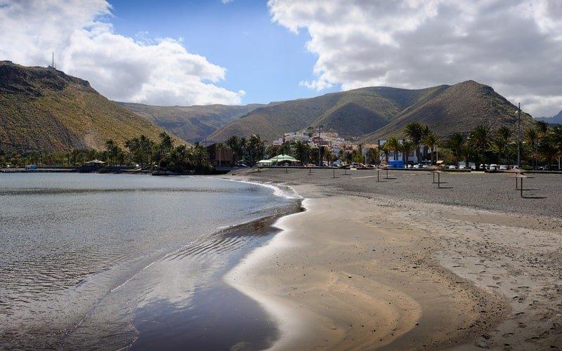 Playa de San Sebastian