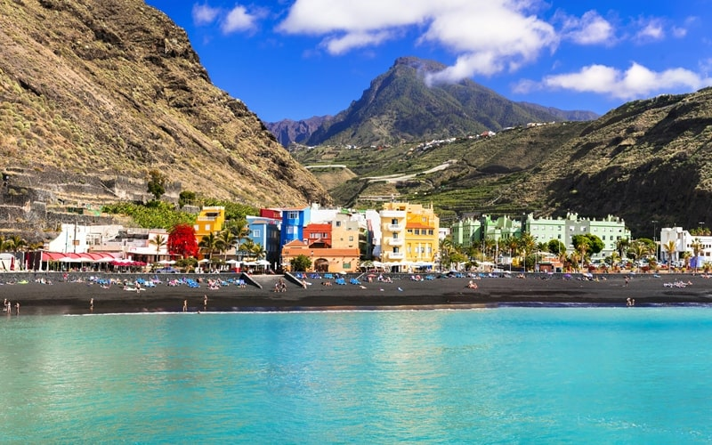 La Palma Klima Klimatabellen Beste Reisezeit Urlaub 2021