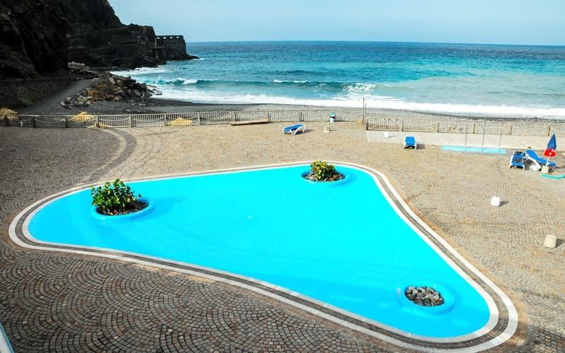 Playa de Vallehermoso