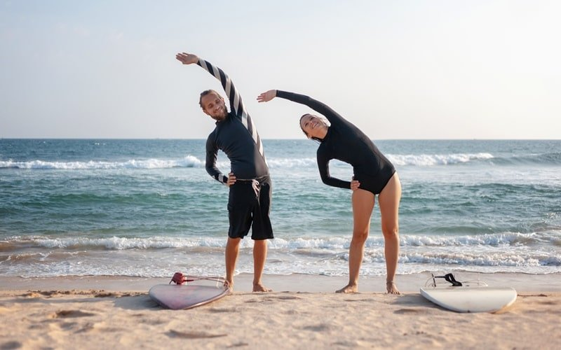 Surf Yoga Fuerteventura