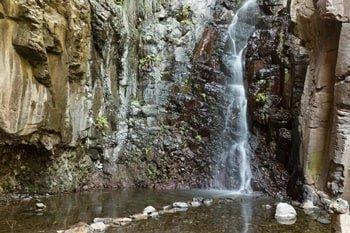 La Gomera Valle Gran Rey Salto de Agua