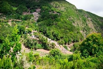 Wasserfall Es Churro El Cedro