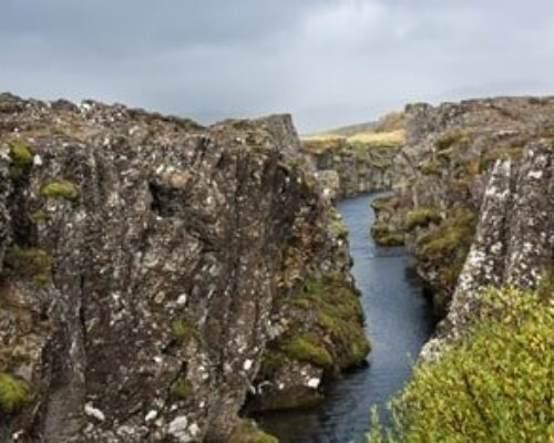 Grabenbruch Þingvellir