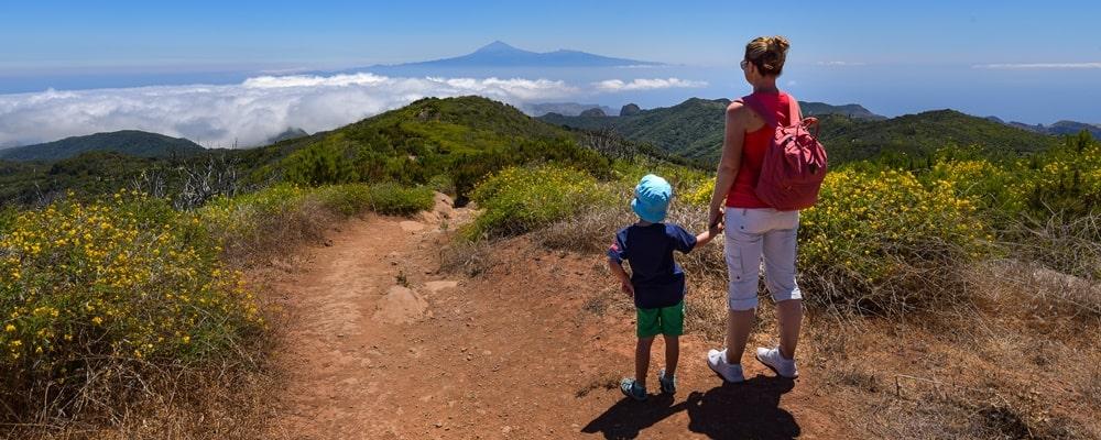 La Gomera Urlaub mt Kindern