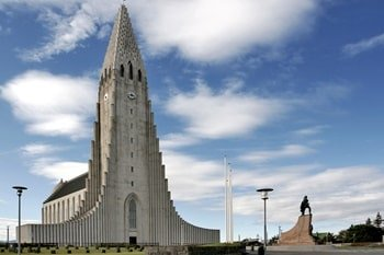 Reykjavik Hallgrimskirche