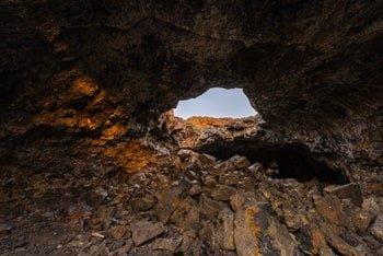 Vulkanhöhle La Restinga