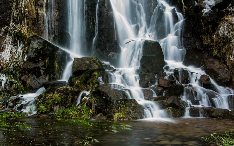 Königshütter Wasserfall Harz