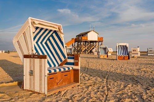 Strand Sankt Peter Ording