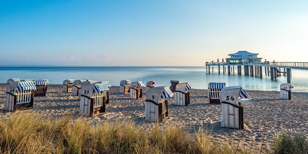 Urlaub am Meer in Deutschland